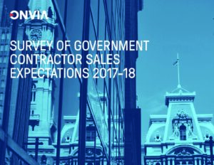 Survey of Government Contractor Sales Expectations 2017-18